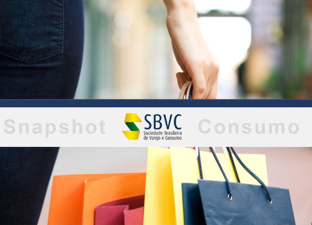 Estudo mensal da Sociedade Brasileira de Varejo e Consumo - Snapshot  Abril 2016