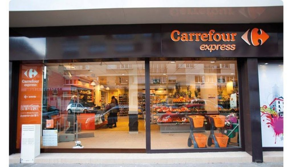 Carrefour Express chega ao shopping