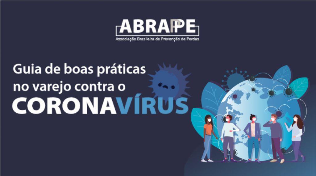 """ABRAPPE lança o e-book gratuito  """"Guia de boas práticas no Varejo contra o Coronavírus"""""""